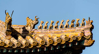 Detail of the roof of the Hall of Heavenly Harmony